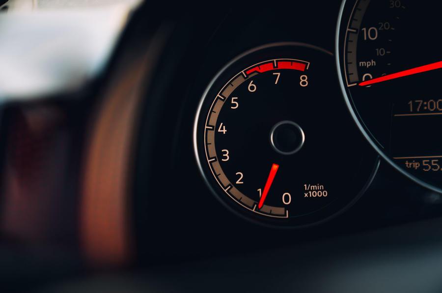 Volkswagen Up GTI 2020 : première révision de la conduite au Royaume-Uni - instruments