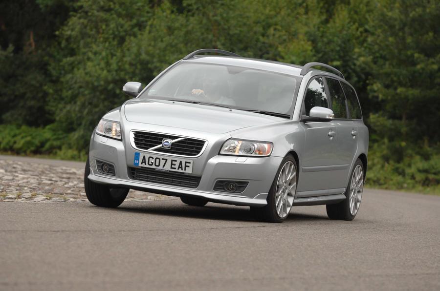 Volvo V50 2007 - hero front