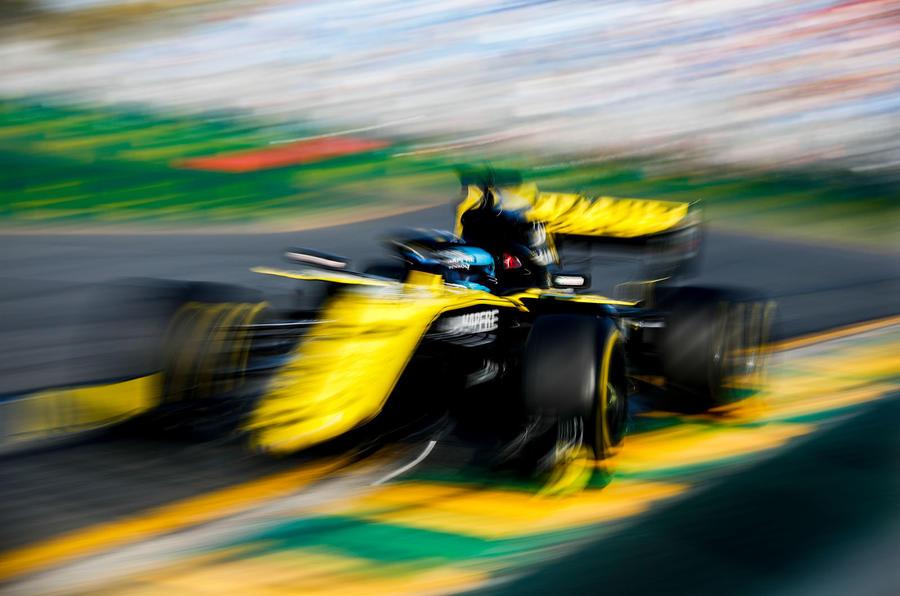 Daniel Ricciardo interview - Renault