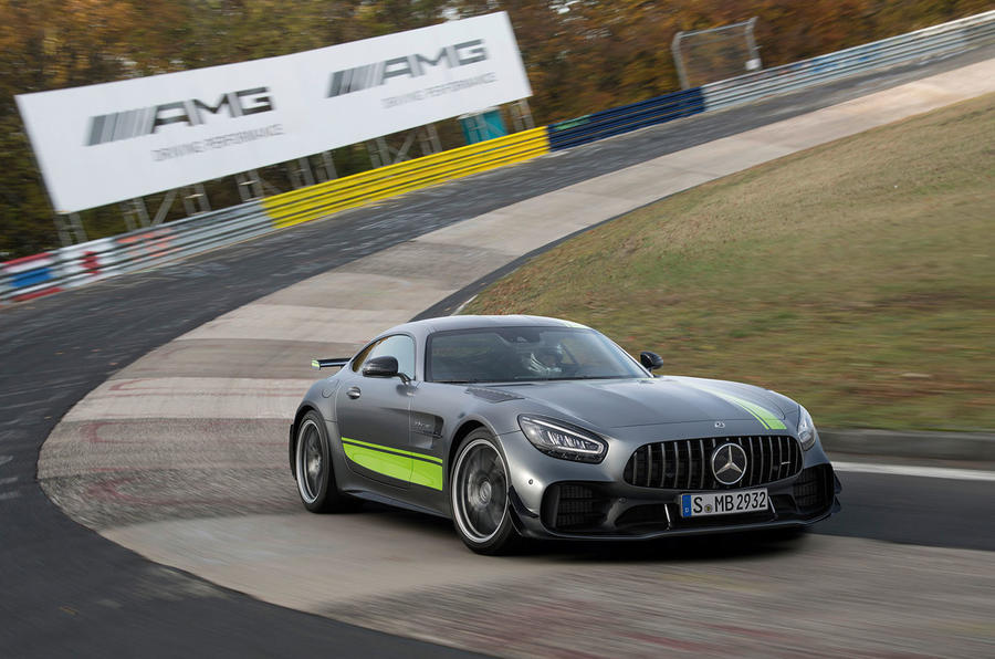 New 2019 Mercedes-AMG GT range topped by hardcore GT R Pro | Autocar