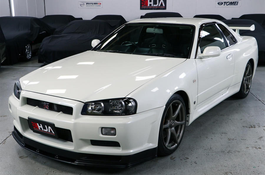 Nissan Skyline GT-R R34 used buying guide - one we found