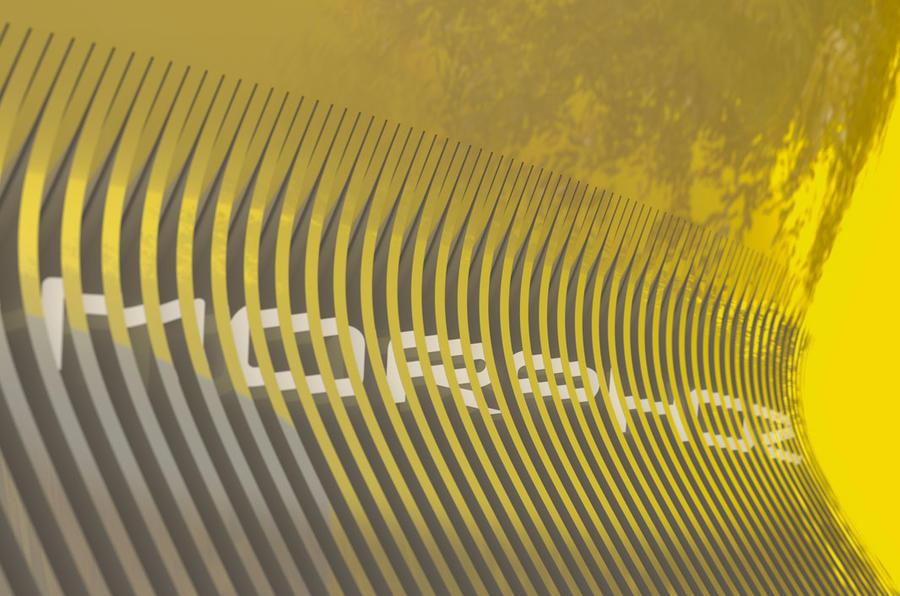Renault Morphoz concept official studio images - grille