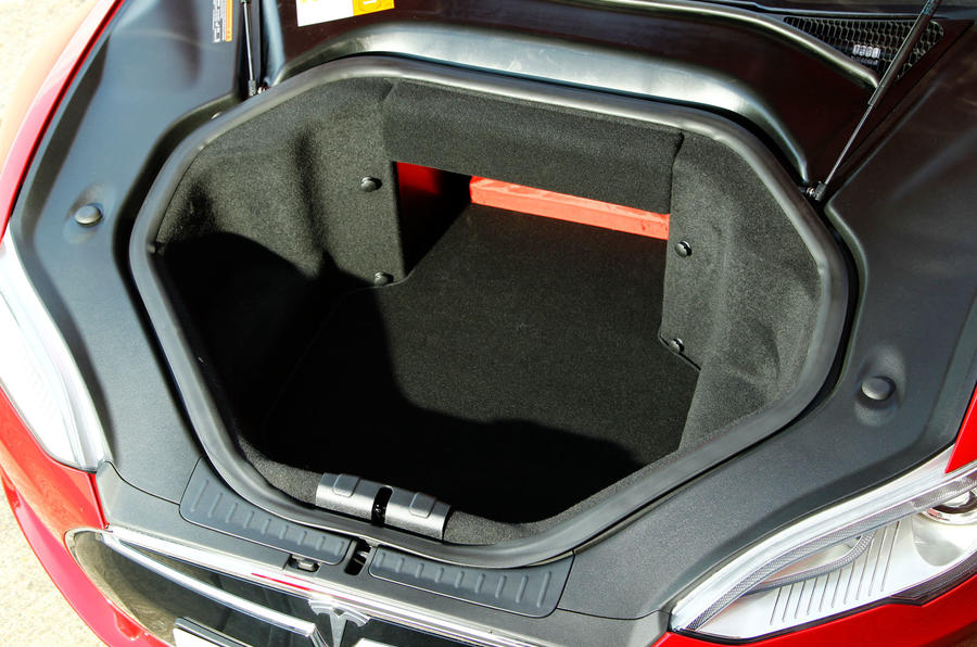 Tesla Model S road test rewind - boot