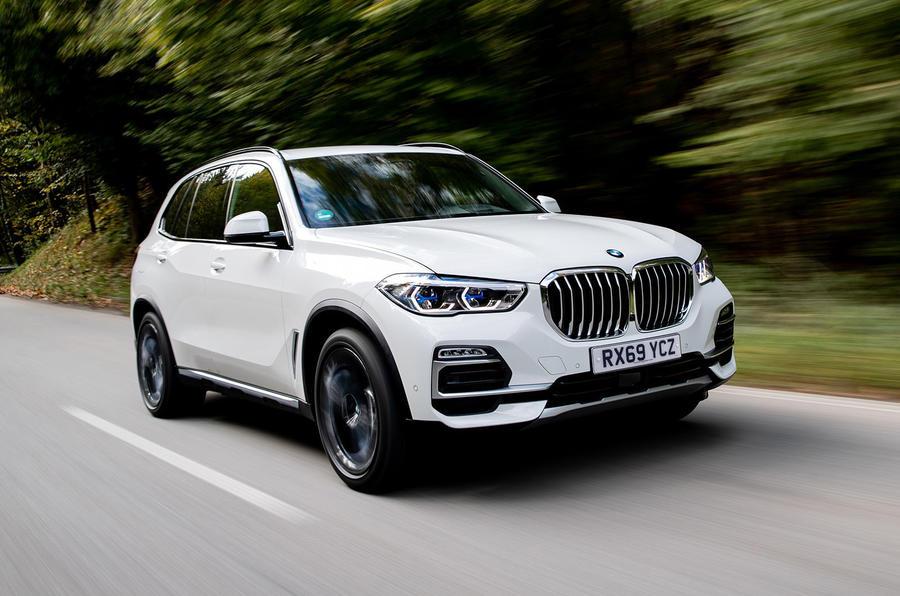 Top 10 7-seat family cars 2020 - BMW X5