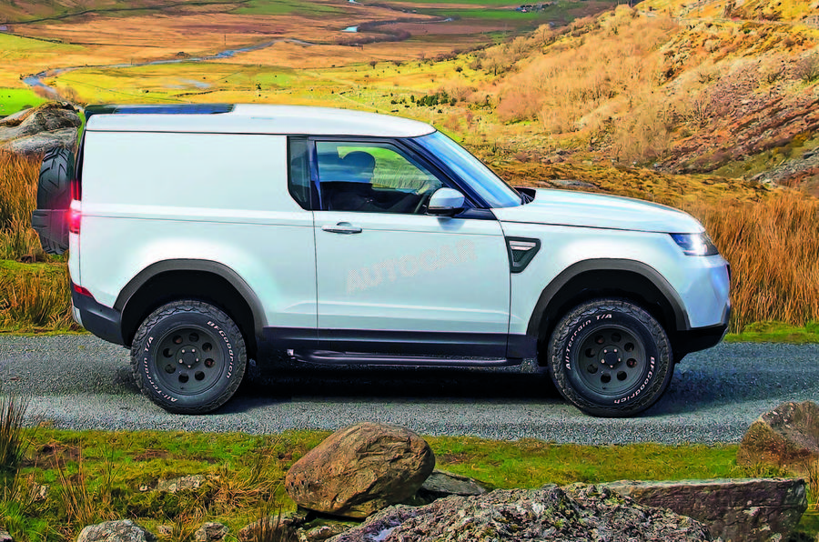 2020 Land Rover Defender: News, Design, Release, Price >> New Land Rover Defender To Expand Into Versatile Family