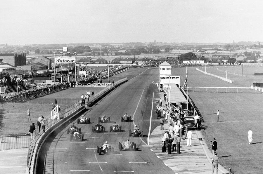1950s racing