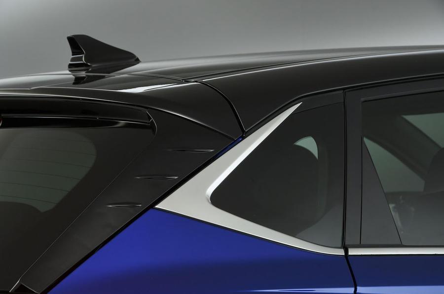Hyundai i20 2020 studio images - rear quarter panel