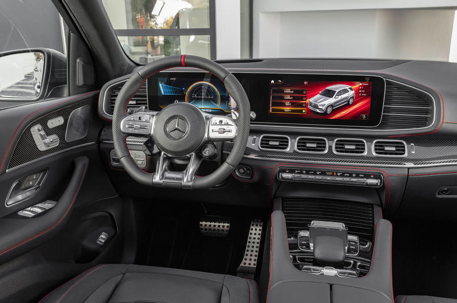 2018 - [Mercedes] GLE II ( ML IV ) - Page 9 91-mercedes-gle53-official-press-steering-wheel
