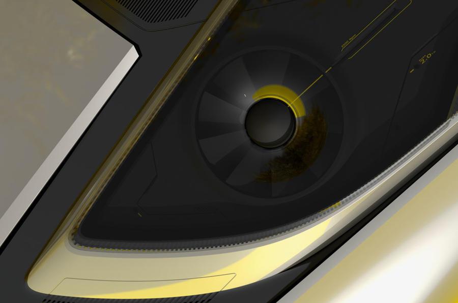 Renault Morphoz concept official studio images - fans