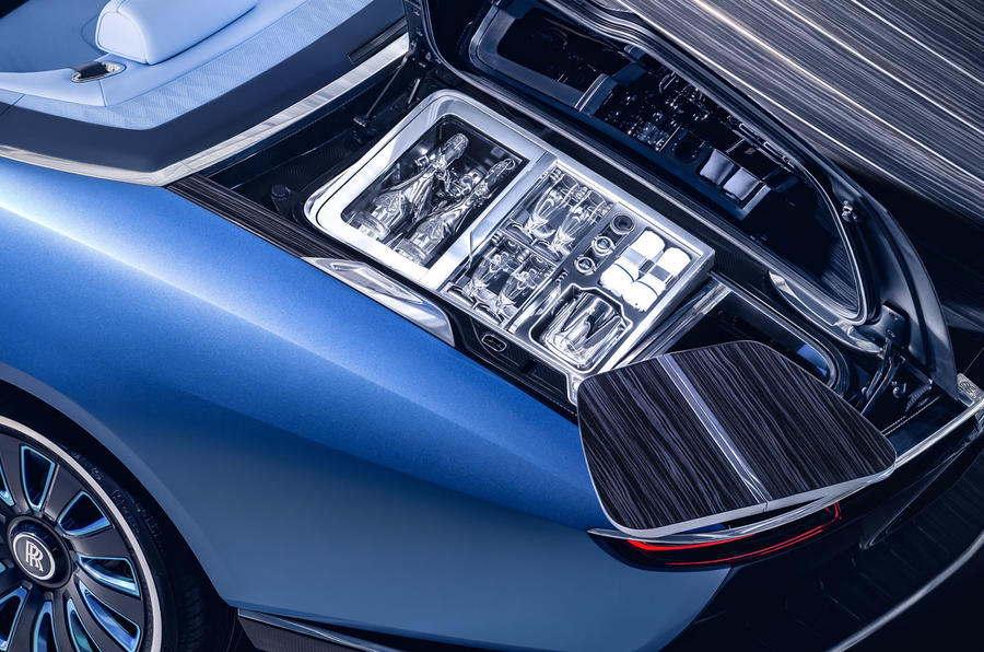 New £20m Rolls-Royce Boat Tail