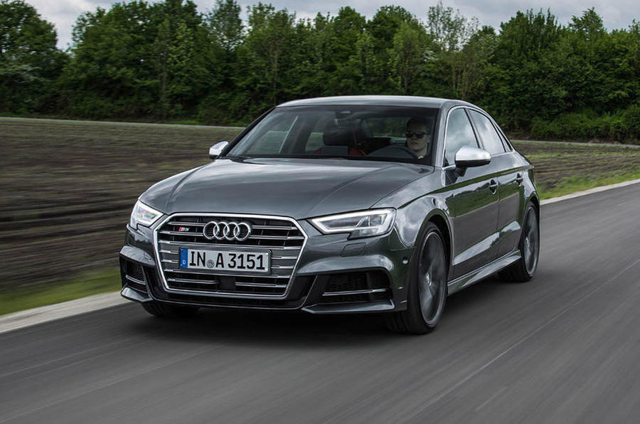 Top 10 best sports saloons 2020 - Audi S3 Saloon