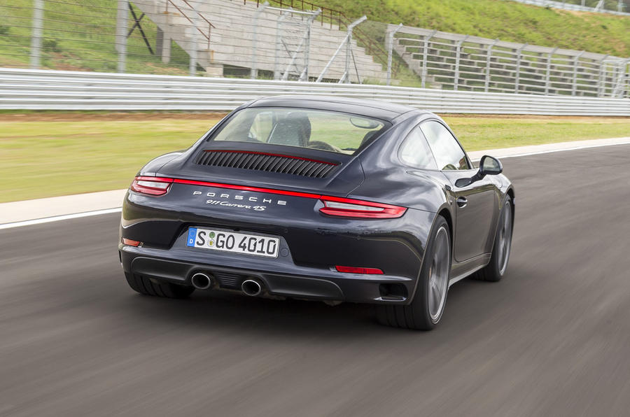 2016 porsche 911 carrera 4s pdk review review autocar. Black Bedroom Furniture Sets. Home Design Ideas