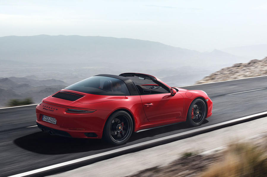 Porsche 911 Gts Line Up Gets More Models And New Engine