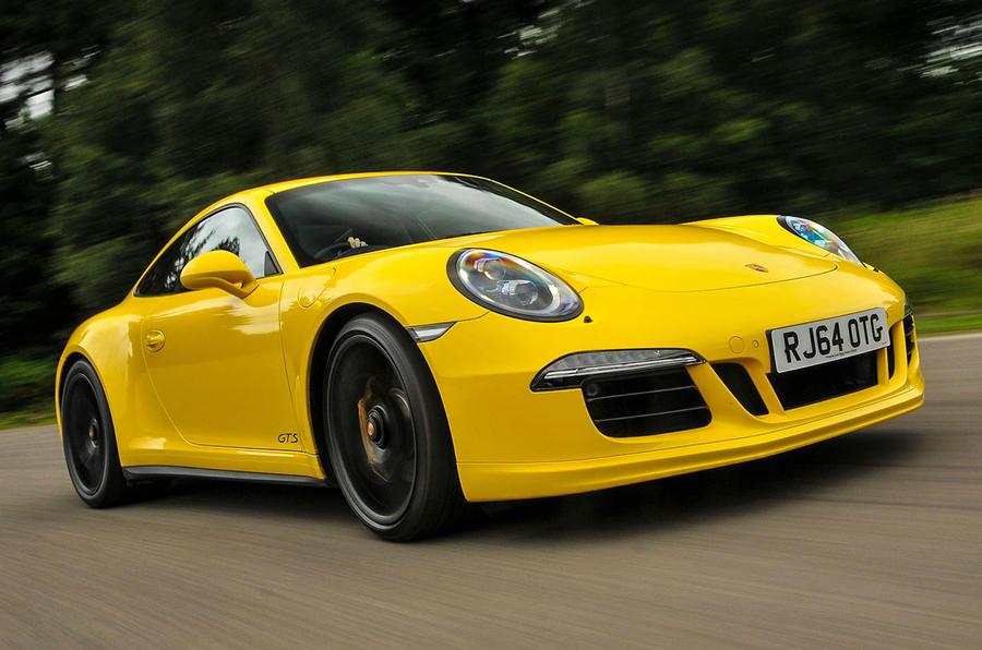 2015 Porsche 911 Carrera 4 Gts Pdk Review Review Autocar