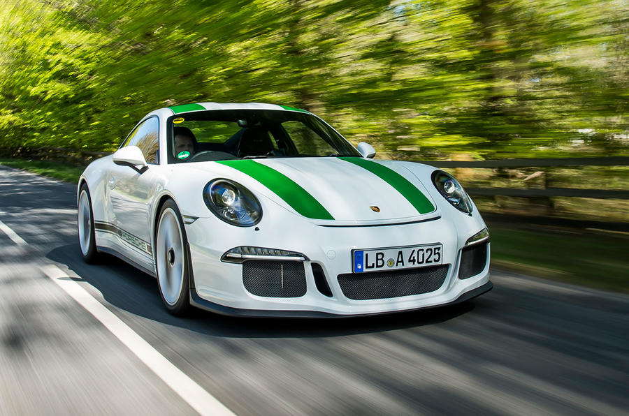 2016 porsche 911 r review review autocar porsche 911 r sciox Images