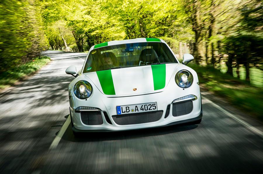 £136,901 Porsche 911 R