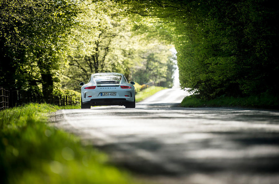 Porsche 911 r review