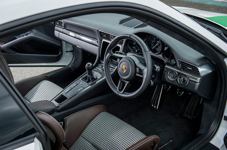 2016 Porsche 911 R Review Review Autocar