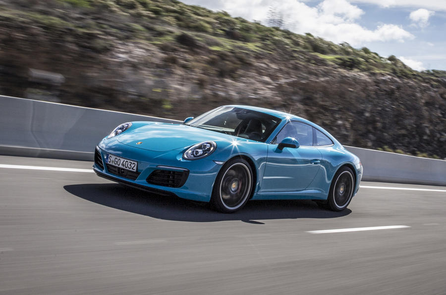 2016 Porsche 911 Carrera S Review Review Autocar