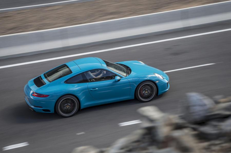 £88,245 Porsche 911 Carrera S