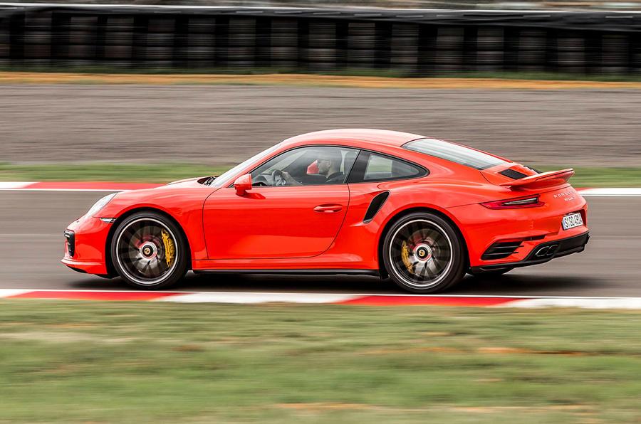 £147,773 Porsche 911 Turbo S