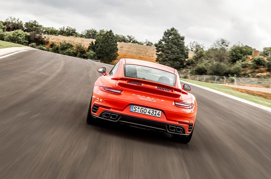 572bhp Porsche 911 Turbo S