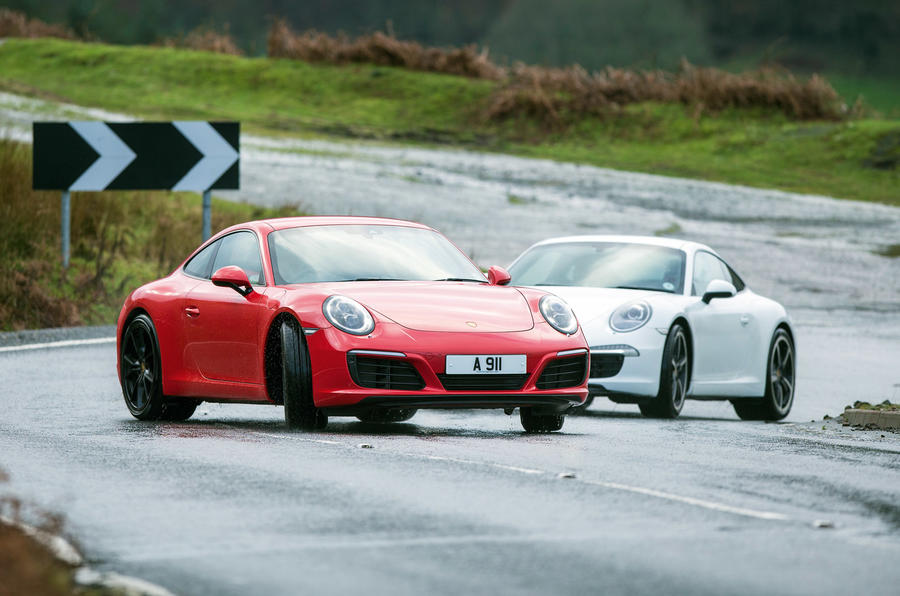 New Porsche 911 versus old - which is better? | Autocar on