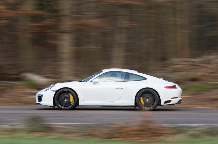 Porsche 911 Carrera S Versus Jaguar F Type R Twin Test
