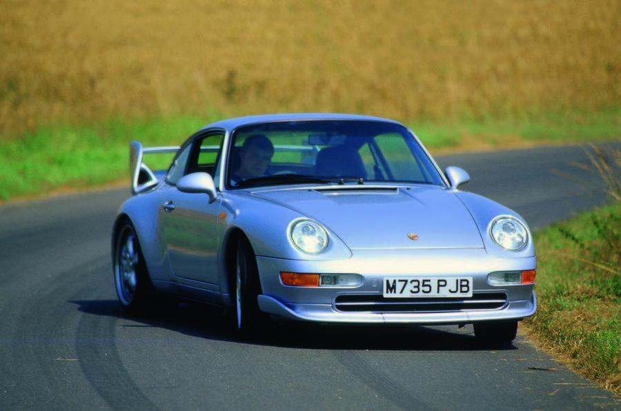 Porsche 993 911 RS