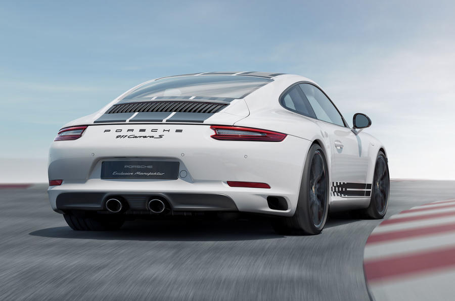 Porsche 911 Carrera S Endurance Racing Edition 2016 Goodwood Festival of Speed