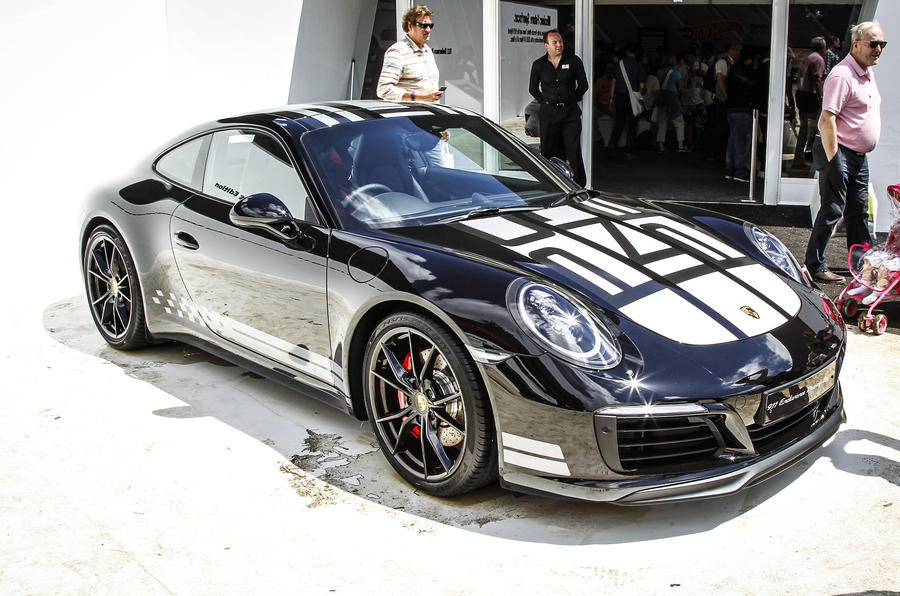 Porsche 911 Carrera S Endurance Racing Edition Makes Its