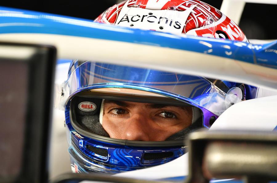 Claire Williams exclusive Autocar interview - Williams F1 Nicholas Latifi