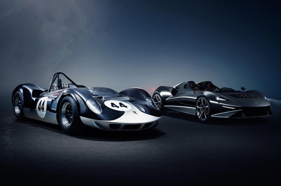 McLaren Elva official reveal - old meets new