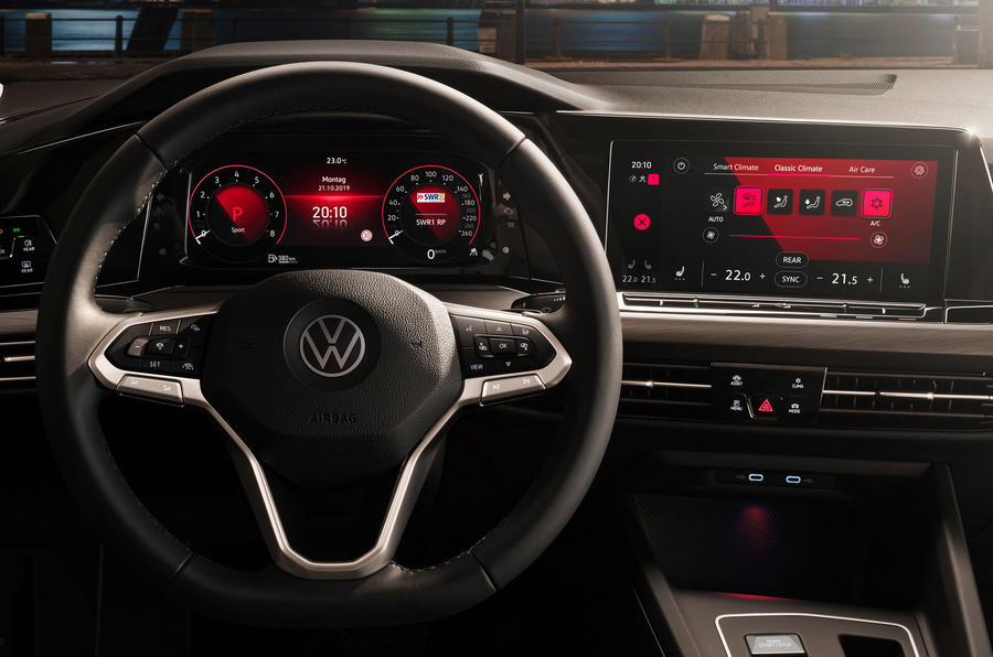 new 2020 volkswagen golf first prices and specs announced autocar