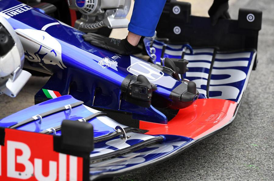 Autocar fixes Formula One - GoPro
