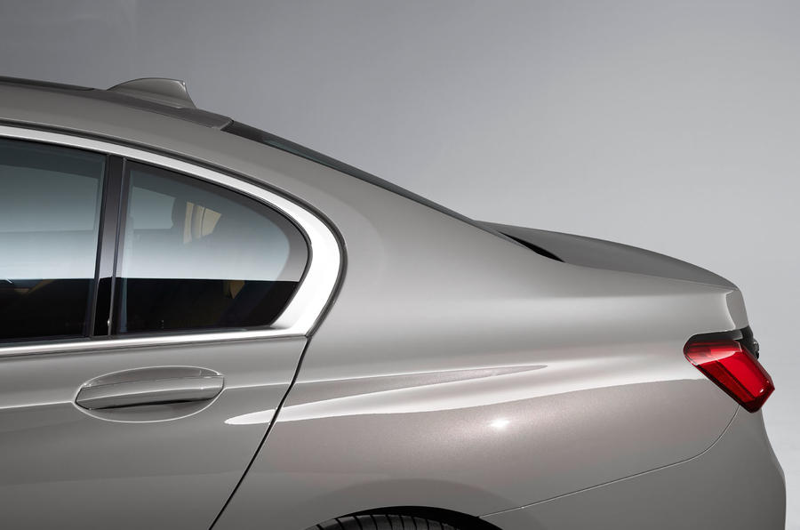 2019 BMW 7 Series official reveal - rear end