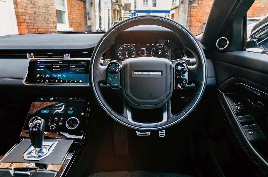 Range Rover Evoque >> First ride: 2019 Land Rover Range Rover Evoque | Autocar
