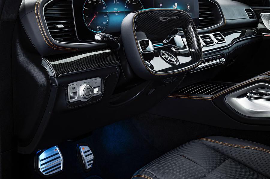 Mercedes-Benz ESF 2019 concept - official press images - cockpit