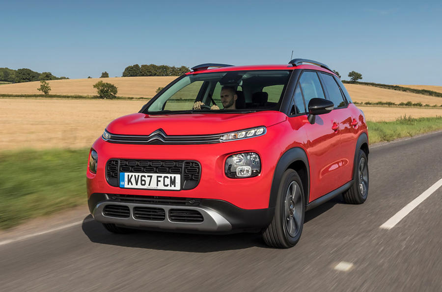 Citroen C3 Aircross - top 10 compact crossovers