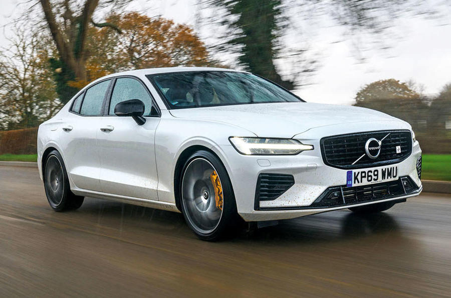 Top 10 best sports saloons 2020 - Volvo S60 Polestar engineered