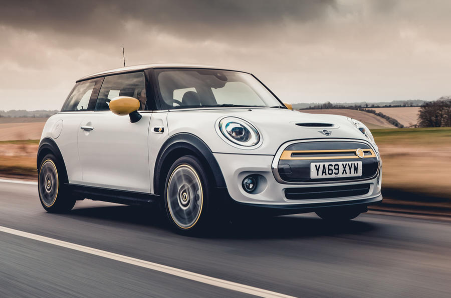 Top 10 small electric cars Mini Electric