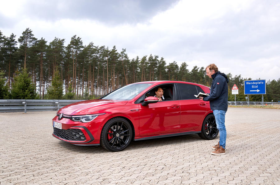 2020 Volkswagen Golf GTI first ride - interview