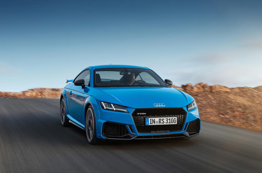 Updated Audi TT RS could be the last of its breed | Autocar