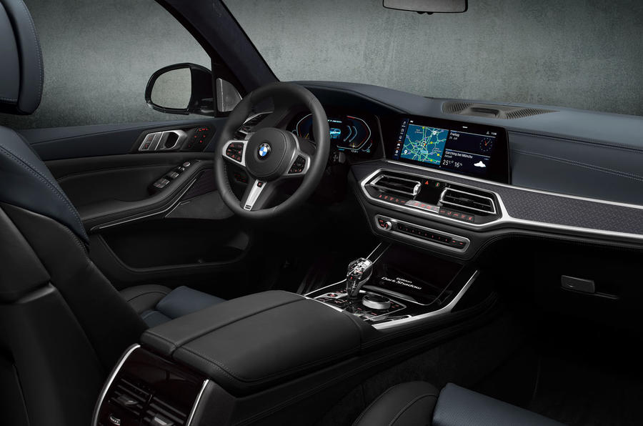BMW X7 Black Shadow Edition revealed with sinister looks