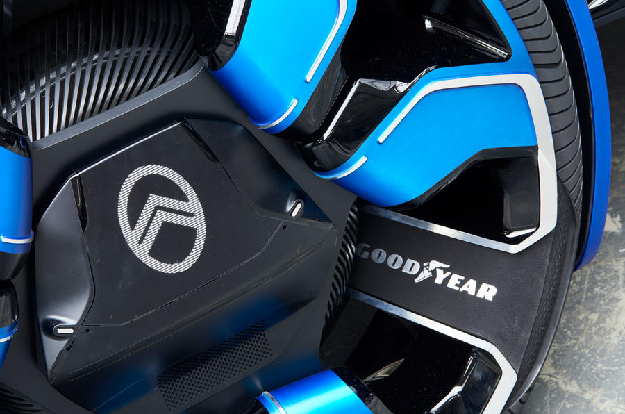 Citroen 19_19 concept official reveal - wheels