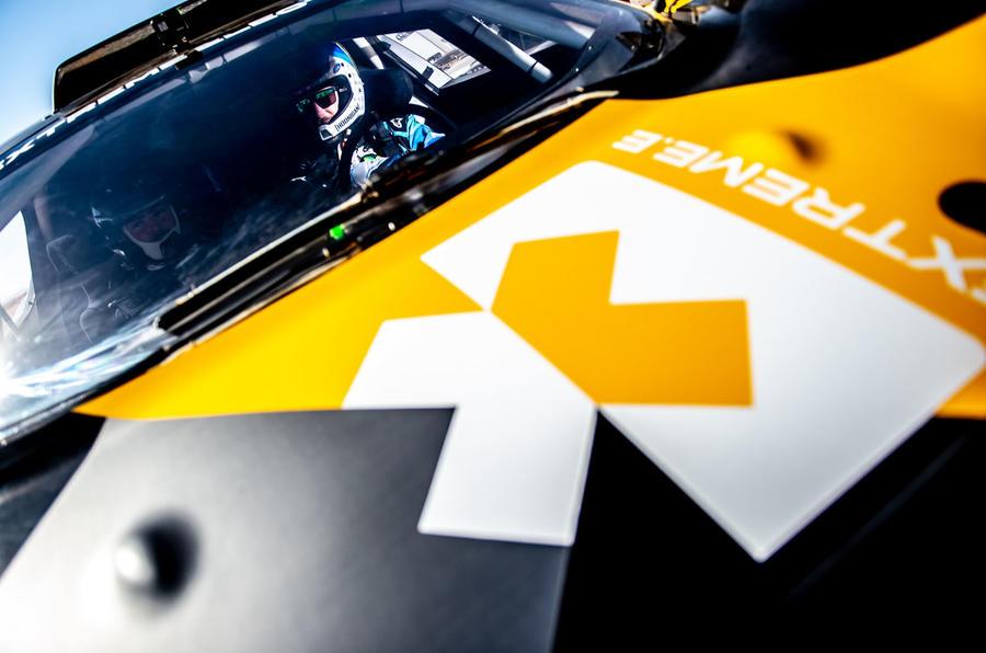 Extreme E Alejandro Agag interview - driver