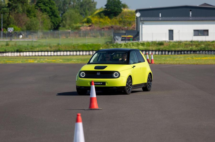 First drive: Honda E 2019 prototype | Autocar