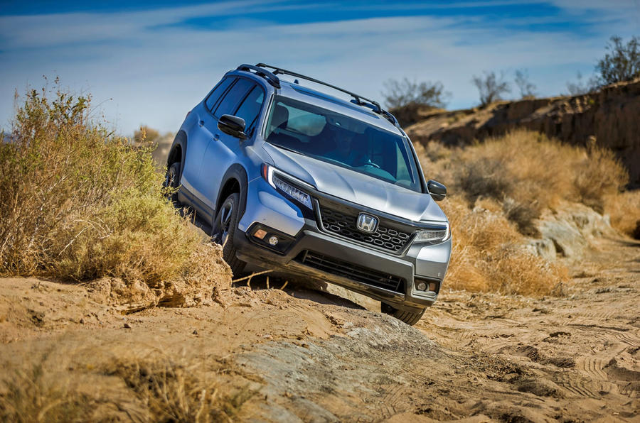 2019 Honda Passport Revealed As Rugged Mid Size Suv Autocar