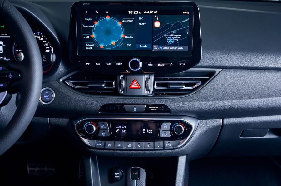 First drive: 2021 Hyundai i30 Fastback N Performance ...