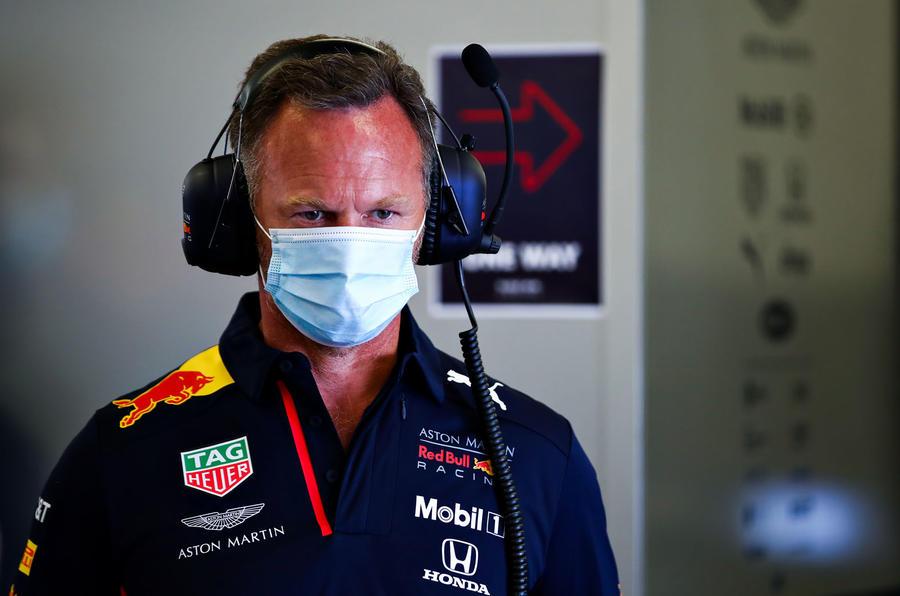 Beyond the scenes of Red Bull-Honda - Christian Horner